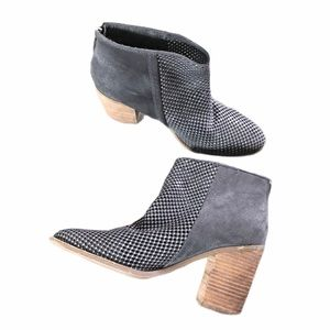 Madden Girl Booties Size 10M